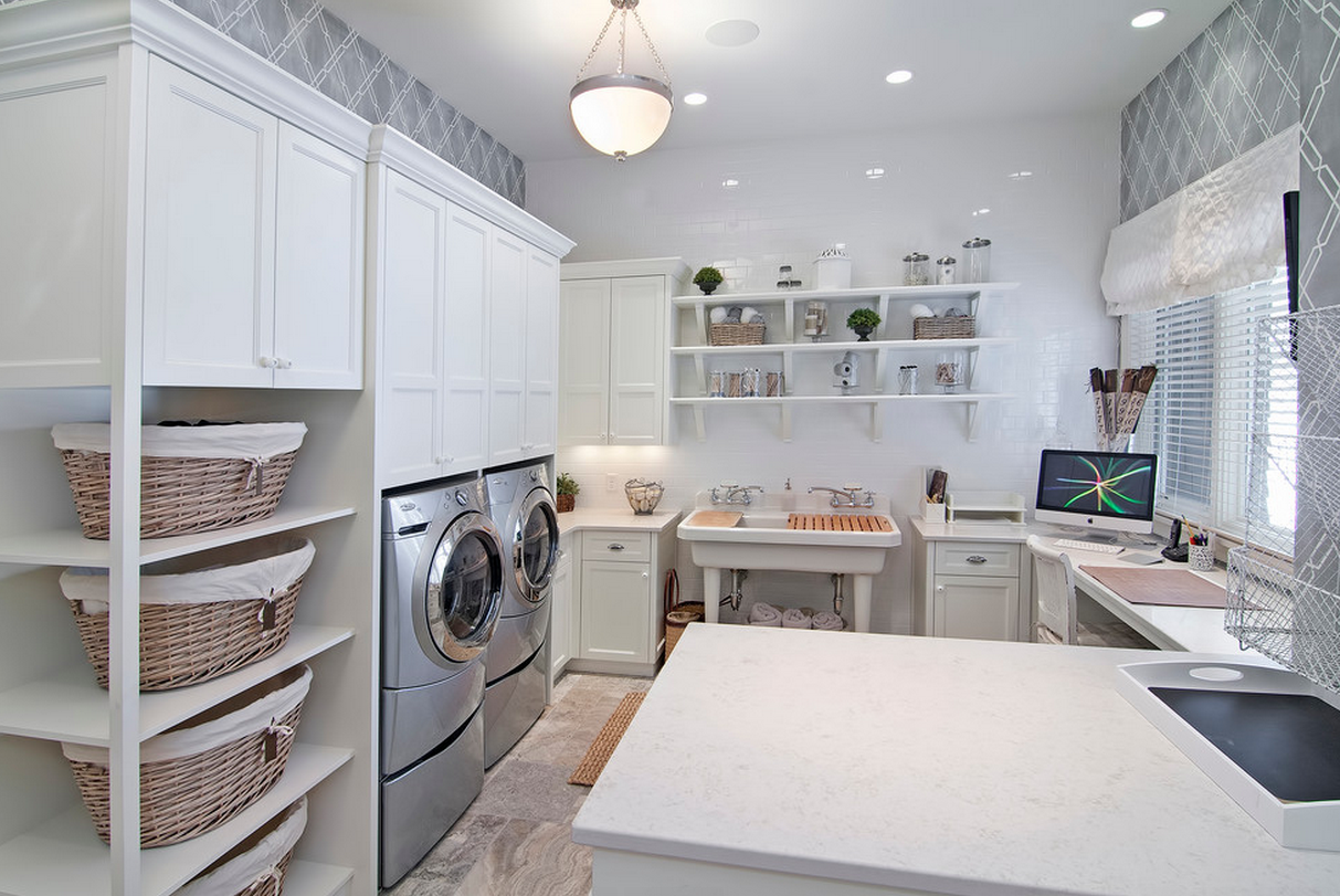 Dream laundry room snapshots my thoughts a lifestyle - Laundry room layout ideas ...