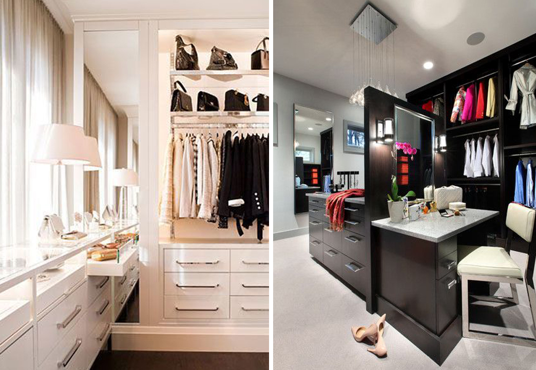 Dream Master Bedroom Closet