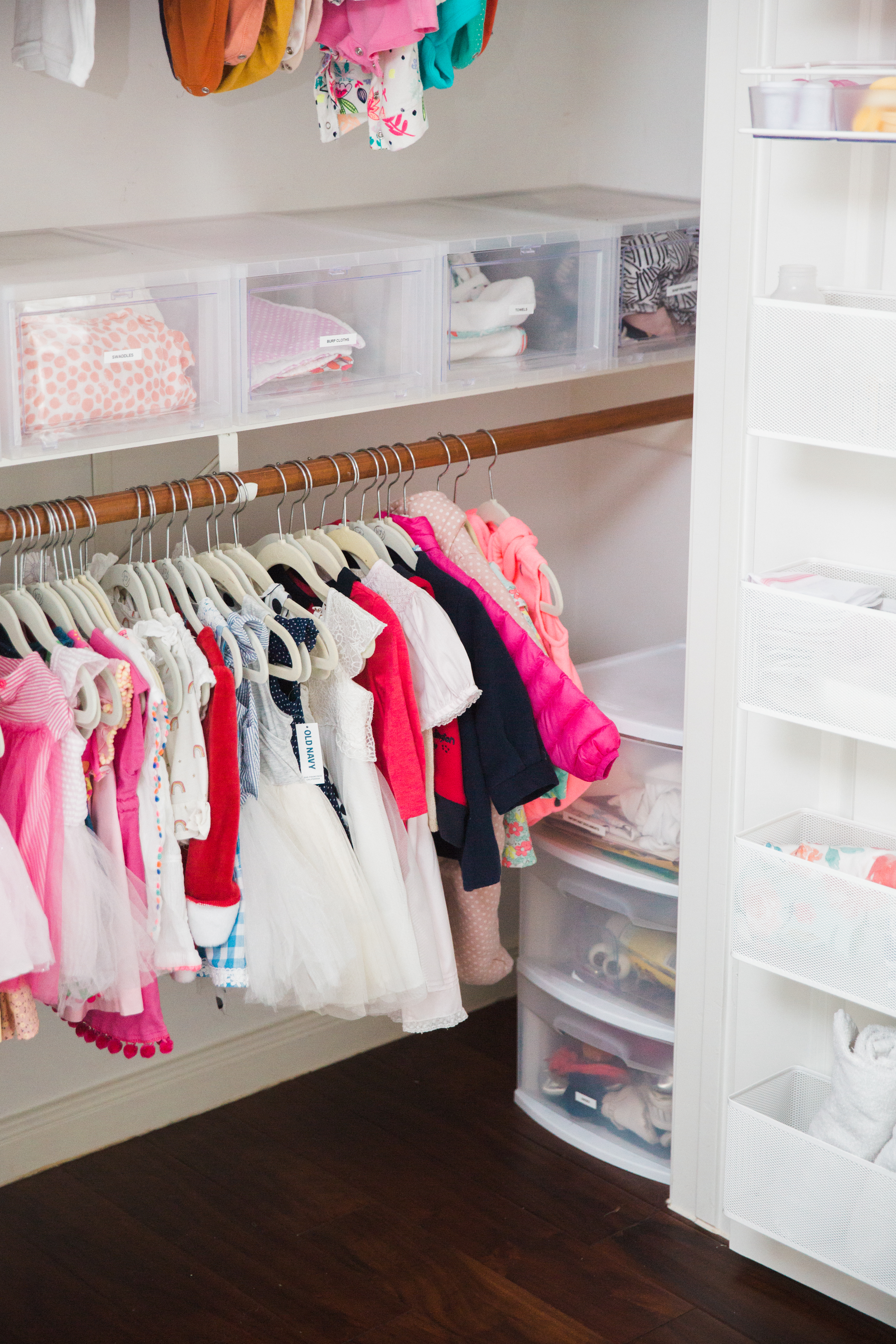Emi S Closet Organization Snapshots My Thoughts A